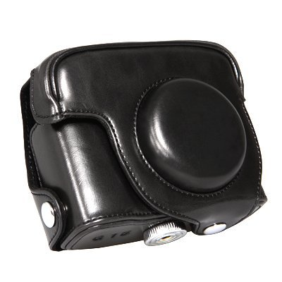 Protective Case Bag Cover Protector for Canon G15 G 15 Camera Fixed Lens Black(China (Mainland))