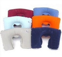 U Air pillow Neck travelling plane color random send 42x27cm