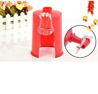 New Arrival! Free Shipping! Fizz Saver Beverage Russia Inverted beverage Dispenser Soft Cola Drinking Device Beverage Switch
