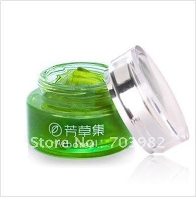 grass green tea eye gel remove black eye bag eye care cream(China (Mainland))