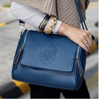 Free/drop shipping popular style BK177 leather handbags lady and bags women totes and shoulder bags messenger bag
