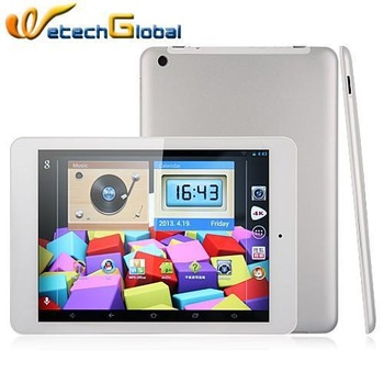 "Onda V818 mini tablet Quad Core A31S 7.9"" IPS 1024x768 pix 7.5mm thick 1G/16G Android 4.1 Dual camera"