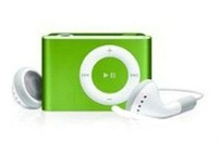 SALE! NEW mini Clip mp3 player +2GB TF card 8 Different colors Free shipping