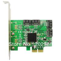 PCIe SATA 6G Raid Card,Support Low Profile Bracket,9230 Chipset