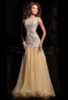 Free shipping customized size  cocktail dress wedding dresses 2013