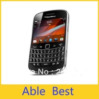 Free DHL shipping 9900 Original Unlocked BlackBerry Bold Touch 9900 Cell Phone 3G GPS Free Shipping