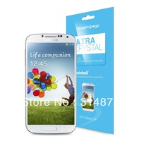 10pcs  Steinheil Screen Protector Guard For Samsung Galaxy S4 SIV I9500 --  Ultra Crystal Ultra fine