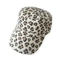 2013 leopard print child baseball cap casual child baseball cap summer baby cap child male female child