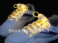 2012 news hot selling 3th led shoelace fashion LED Shoelace led shoelace 300pcs/lot