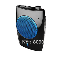 A820 Portable Waistband Amplifier, Supports LCD Display/USB/TF Card Playback and Recording Function