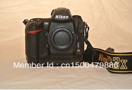 Digital SLR Camera - Black