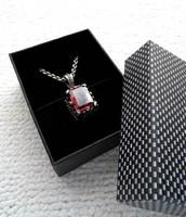 Free Shipping Wholesale 24pcs/lot 8.5x6.5x3.5cm Timeless Classic Black and White Box Bracelet/Necklace Box Jewelry Box