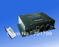 DMX300,DMX512 master controller with RF remote,can be re-programmed by software