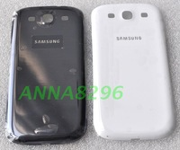 New Replacement Back Cover housing Battery Door  with logo for Samsung i9300 Galaxy S3