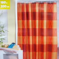 European polyester shower curtain 180cm x 200cm high quality bathroom shower curtain