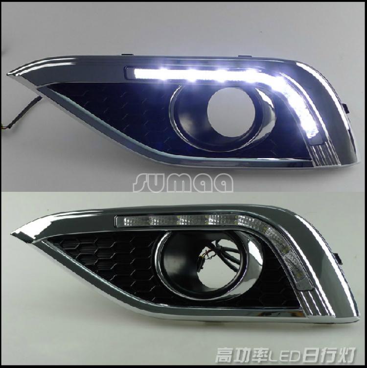 Honda Cr-v Led Lights