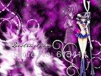 01 Sailor Moon Tsukino Usagi 32''x24'' wall Poster with Tracking Number