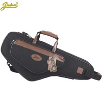 E alto saxophone bag waterproof anti-rattle general quality saxe bag set three-color