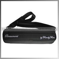 Quality flute canvas bag soft backpack flute box flute box