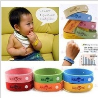 Free Shipping 50pcs Mosquito Repellent Bracelet,Mosquito Bangle,Mosquito Repellent Wrist 5packs = 50pcs -- HTA02
