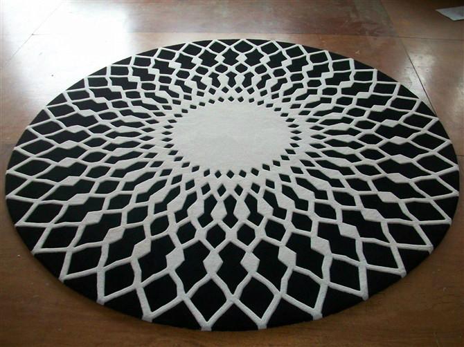 Handmade rug living room bedroom shabby and chic mat china mainland