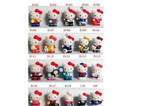 kid Littlest Pet Shop anime figure PVC Action Toy Figures LPS Animasl Loose Figures Collection toy 10pcs/set  hello kitty