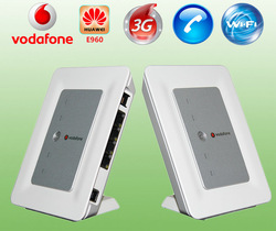 New Huawei Vodafone E960 3G Wireless Gateway router Fully unlocked / universal Unlock USB modem(China (Mainland))