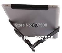(10pcs/lot) for 7-10 inch tablet holder universial tablet grip stand/holder mount for tripod