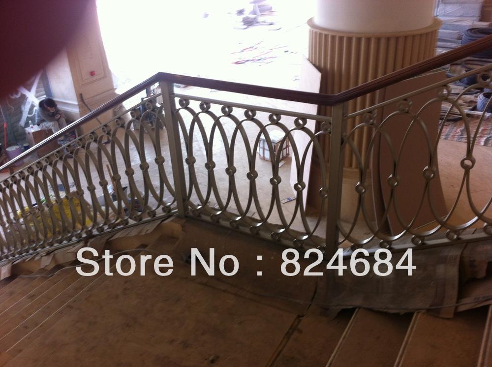 hot sale iron stair railing balustrade in balustrades