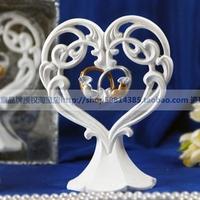 Sep sale Free shipping Cake Topper wedding gifts ring wedding cake decoration