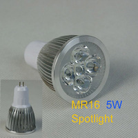 MR16 5W 220V Warm White 5 LEDs Bulb Spot Light Lamp Free Shipping