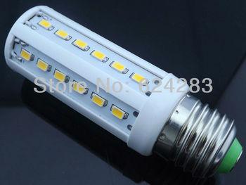 5630 42leds 110-130V/AC 12w 1260lm E27 corn bulb  CE&RoHS certificated