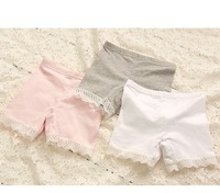 Sale - Baby girls shorts kids children solid lace side leggings girl pants 0504 sylvia 1254058799