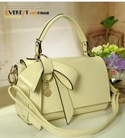 Free shipping 2013 women's handbag bow vintage female bags handbag cross-body women's handbag bag