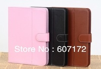 """OEM Wholesale 9"""" Leather Case More Color Choice The Leather Case Include Many Size7~10.1"""" Case Free Shipping!"""