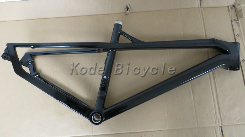 Light weight 27.5er mtb carbon frame 650b with EN standard China EMS + free shipping(China (Mainland))