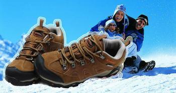 Free shipping 2013 xiangguan Warm Head layer cowhide waterproof outdoor , 3507 unisex low bond hiking shoes,eur:36-44