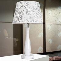 Rustic white acrylic home lighting living room lights bedroom lamp bed-lighting dimming