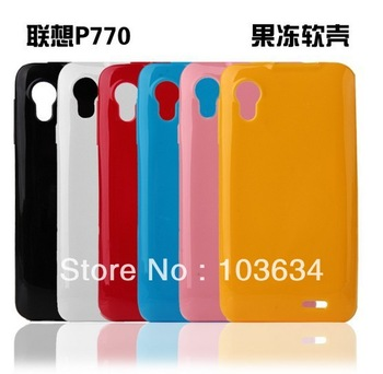 Best Selling mobile phone case for 10pcs/lot Cell phone cover case for  Lenovo  aP770  Freeshipping good quantily