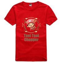 2013 summer luffy isdell short-sleeve T-shirt 02