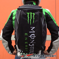Free shipping \ 2013 ghost dog Monster outdoor cycling backpack backpack cross-country motorcycle racing helmet