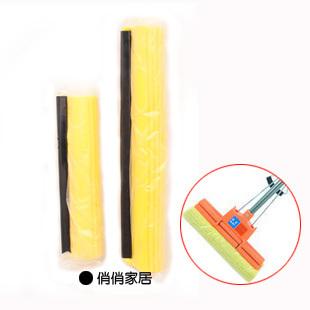 Min.order is $25 (mix order) Colloxylin 38 mop head replacement mop head sponge head card slot water