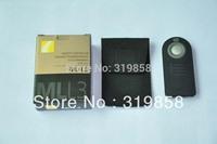10pcs/lot ML-L3 camera Remote Control For Nikon D7000 D5100 D5000 D3000 D90 D70 D60 D40