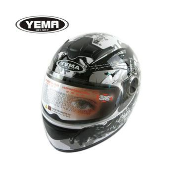 YEMA motorcycle helmet 823 FREE SHOPPING(China (Mainland))