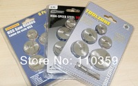"6pc HSS Saw Blades For Metal & For Dremel Rotary tools (7/8"" 1"" 1-1/4"" 1-1/2"" 1-3/4"" 1/8"") free shipping"
