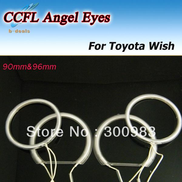 Toyota Wish Logo Eyes For Toyota Wish,auto