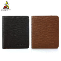 Male wallet male short design vertical wallet casual wallet genuine leather