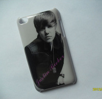 New Justin Bieber Hard Back Cover Case for Apple iPod Touch 4th P114