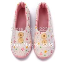 Lili's home shoes pregnant women shoes 2 color comfortable non-slip shoes yoga multi-color soft TPR bottom shoes