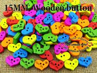 200pcs PLUM FLOWER pattern cartoon sewing buttons jewelry fit handmade crafts WCB-087